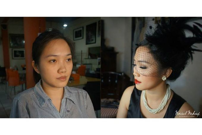 Before - After Makeup by Moisel Makeup - 004