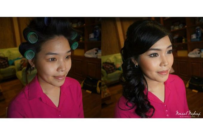 Before - After Makeup by Moisel Makeup - 001