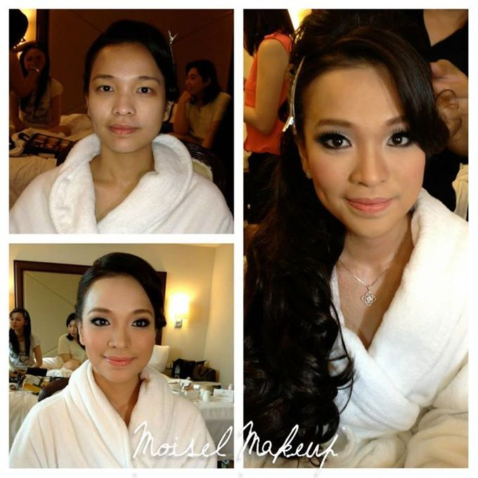 Before - After Makeup by Moisel Makeup - 037