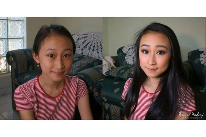 Before - After Makeup by Moisel Makeup - 018