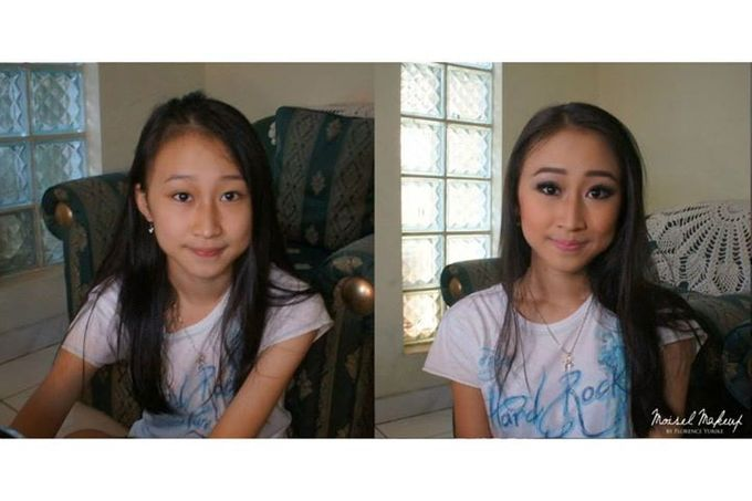 Before - After Makeup by Moisel Makeup - 016