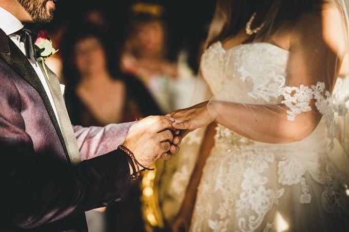 Luxury wedding in Venice by CB Photographer Venice - 026