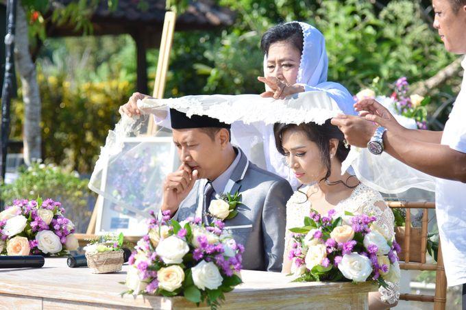 Purple Wedding by Mira Mi Bali Wedding - 005