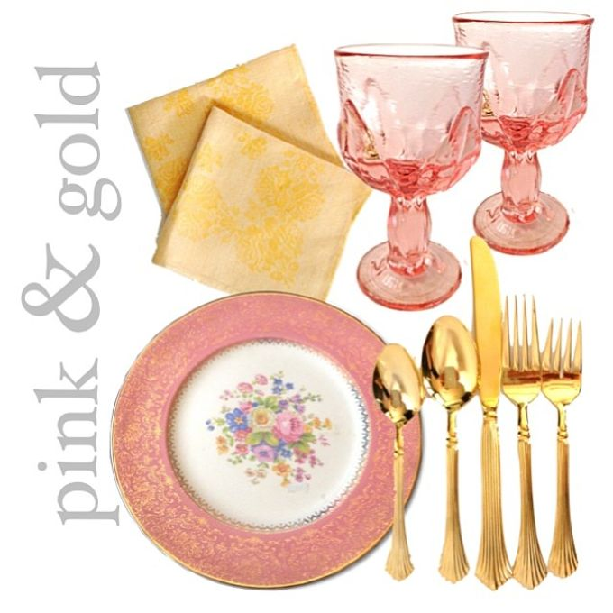 Tabletop Goodies by The Vintage Laundry - 035