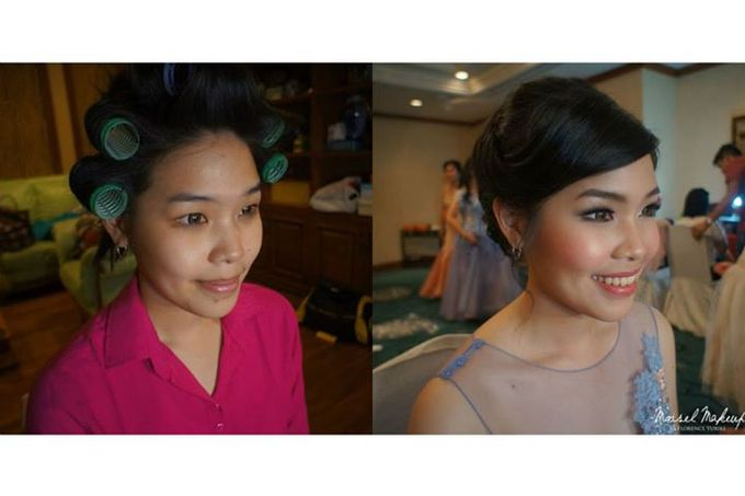 Before - After Makeup by Moisel Makeup - 002