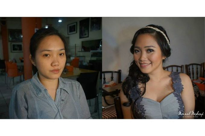 Before - After Makeup by Moisel Makeup - 006