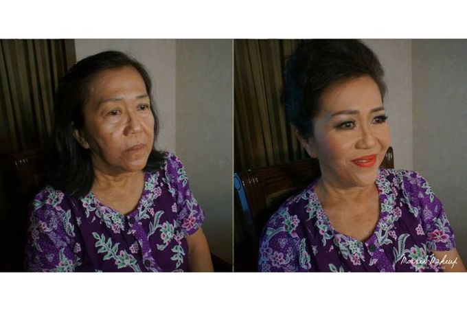 Before - After Makeup by Moisel Makeup - 026