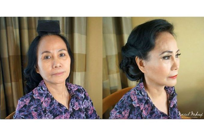 Before - After Makeup by Moisel Makeup - 024