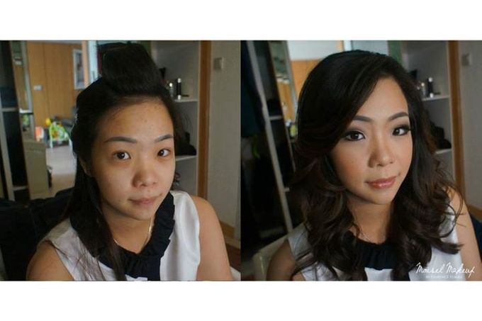 Before - After Makeup by Moisel Makeup - 017
