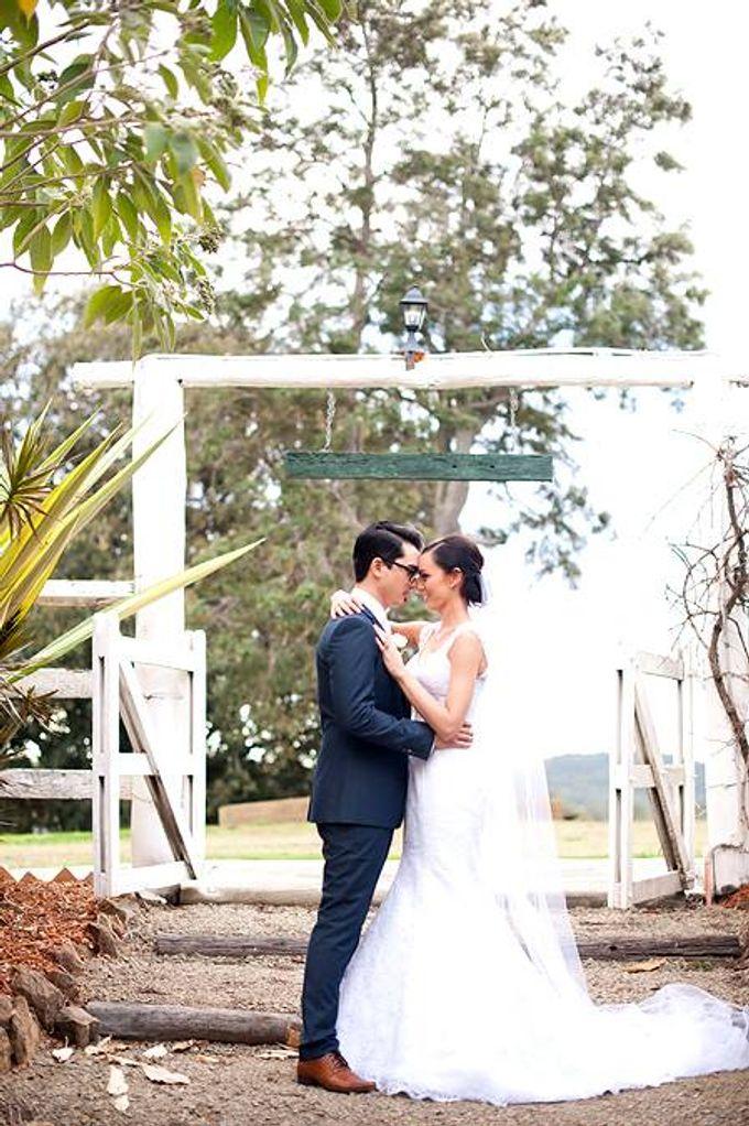 Jenny & David Wedding by My Sweet Scarlett Paperie - 014