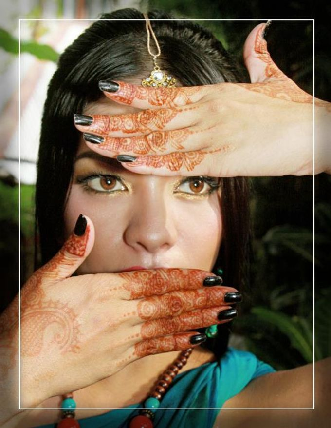 Bridal Henna by Henna Tattoos and More - 008