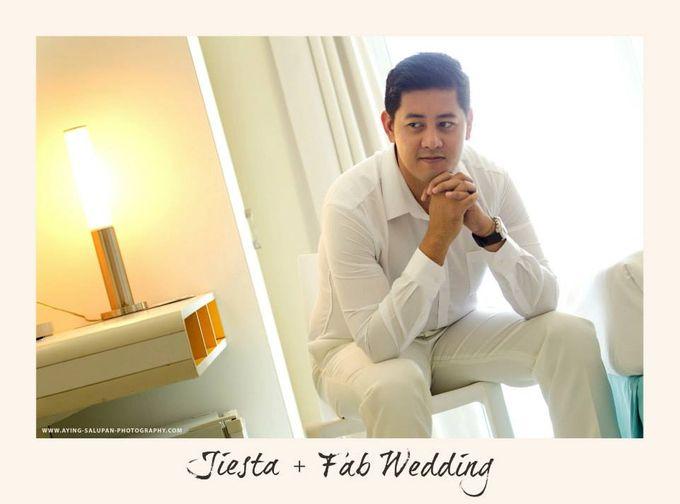 JIESTA & FAB WEDDING by Aying Salupan Designs & Photography - 010