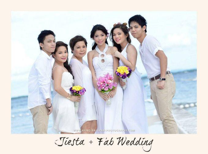 JIESTA & FAB WEDDING by Aying Salupan Designs & Photography - 011