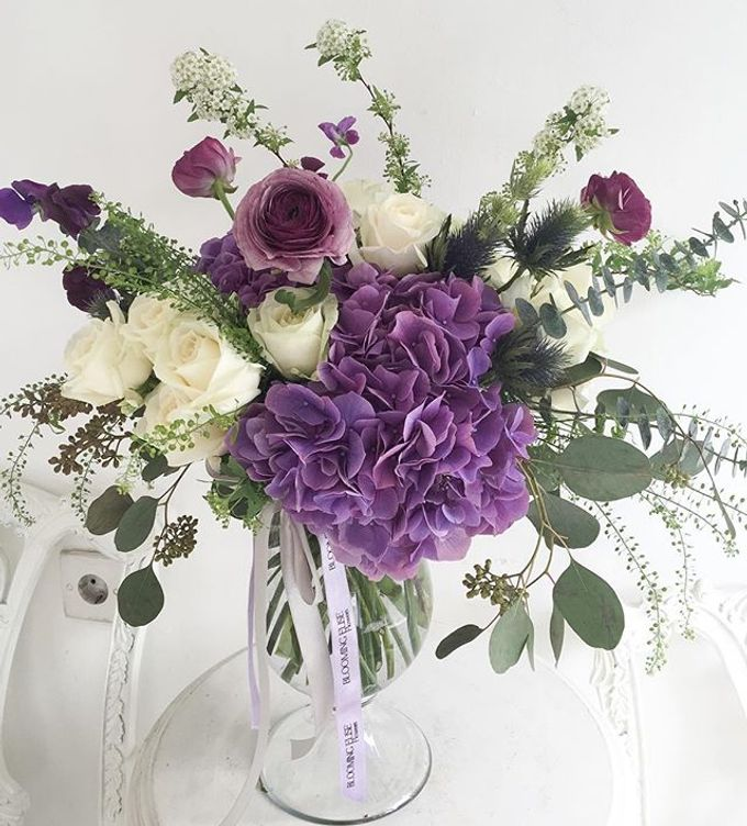Flower Bouquets by Blooming Elise Flowers - 004