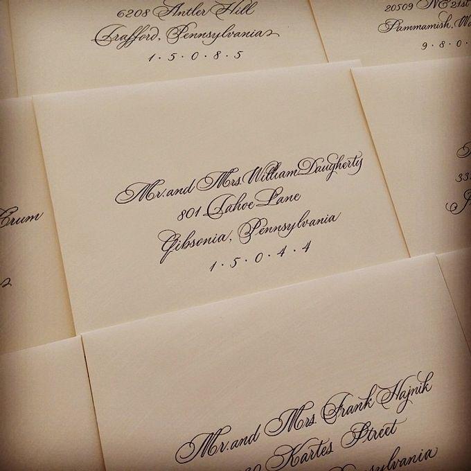 Wedding stationery portfolio  by Hello Beautiful Designs - 036
