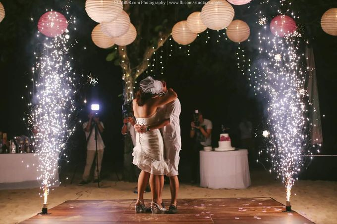 PYROTECHNIC by Bali Wedding Entertainment - 006