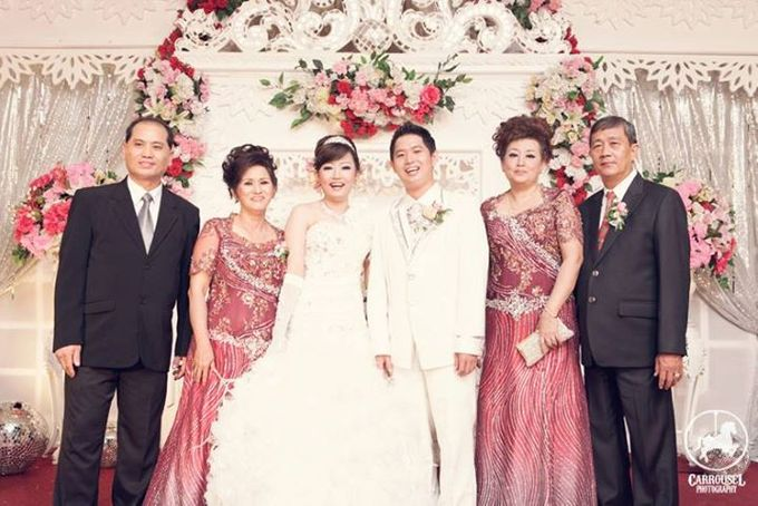Julianto & Corry - Wedding Day by Carrousel Photography - 005