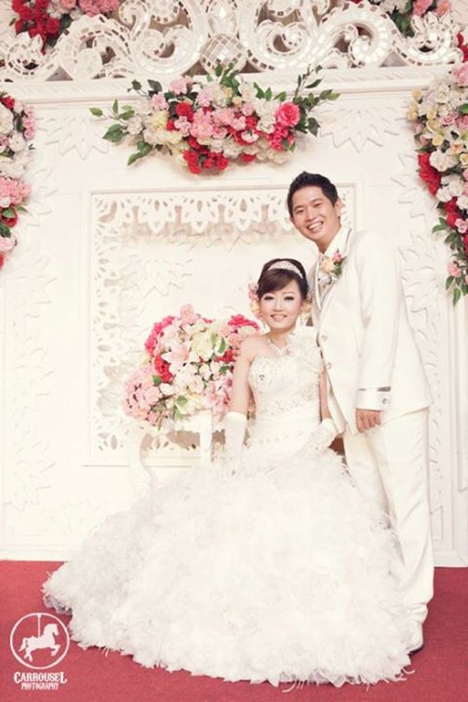 Julianto & Corry - Wedding Day by Carrousel Photography - 007