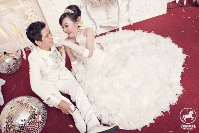 Julianto & Corry - Wedding Day by Carrousel Photography - 009