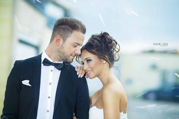 Nora & Gentian Wedding by Norik Uka Photography - 008