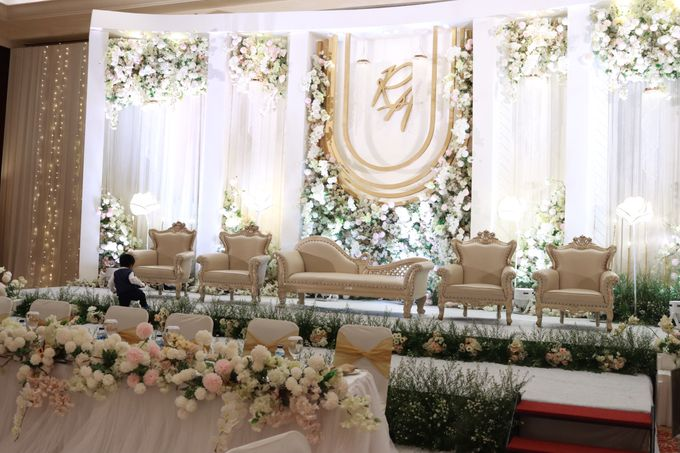 Entertainment Jazz Wedding JW Marriott Jakarta - Double V Entertainment by Double V Entertainment - 032