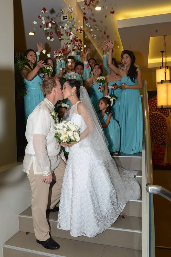 Kenneth and Scott Wedding by Colorplay Hair and Makeup by Malou Hibaler - 002
