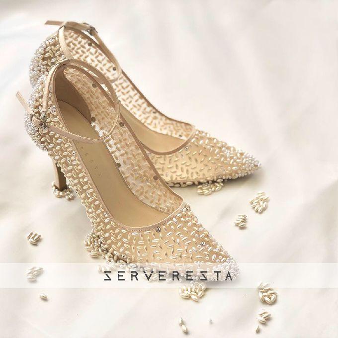 Vinette Cream Stones by SERVERESTA - 004