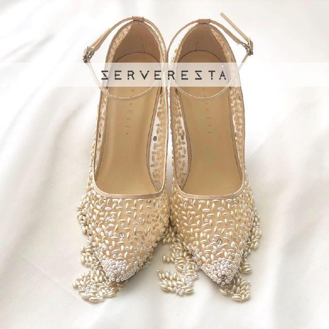 Vinette Cream Stones by SERVERESTA - 003
