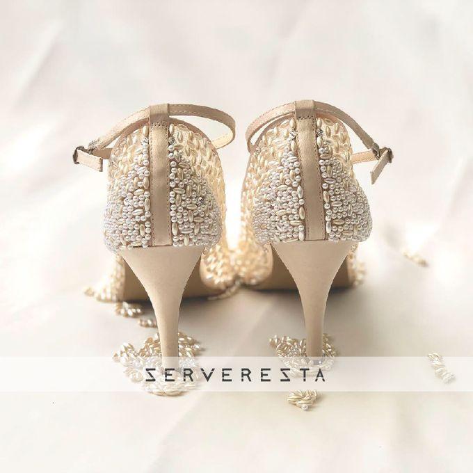 Vinette Cream Stones by SERVERESTA - 002