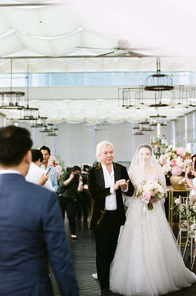 Shisei and Joel by The Floral Atelier - 013