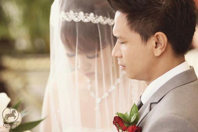 Arthur & Helen Wedding by Carrousel Photography - 012