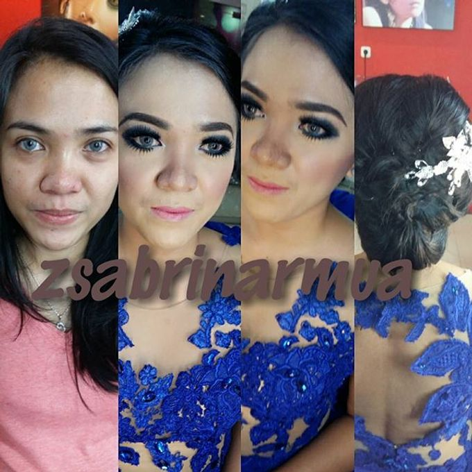 Before after by zsabrinar Makeupartis - 030