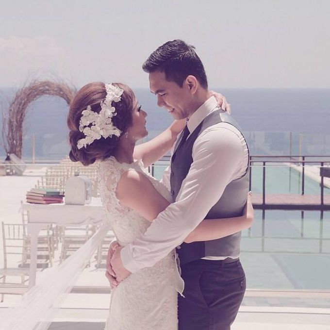 Rustic Style Wedding - Erick & Devica by Magnifica Organizer - 006