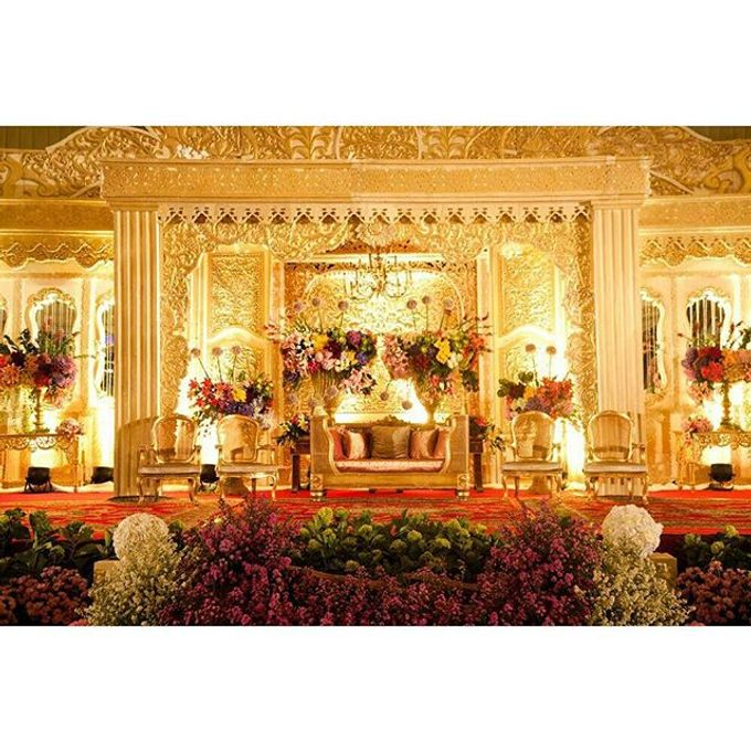 Devi & Taufan Wedding by Watie Iskandar Wedding Decoration & Organizer - 005
