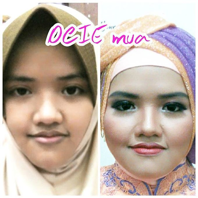 Make up and Hijab Stylist by OCIE Mua - 025