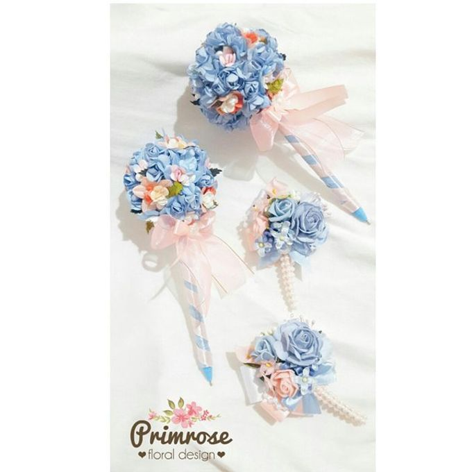 Wedding Accessories by Primrose Floral Design - 018
