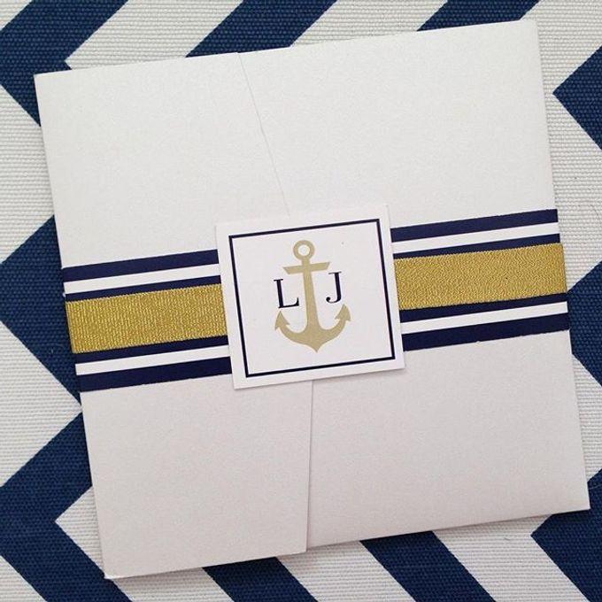 Wedding stationery portfolio  by Hello Beautiful Designs - 014