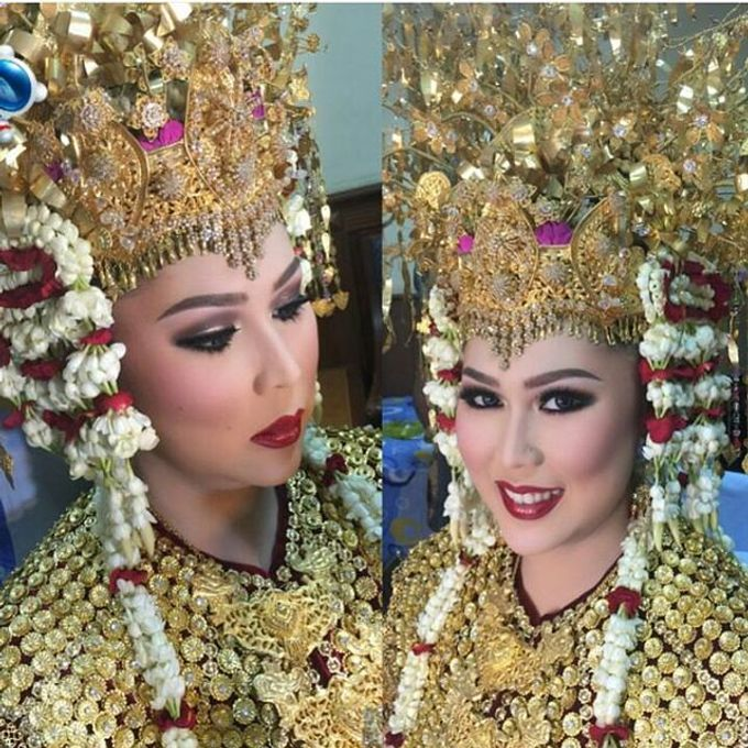 Devi & Taufan Wedding by Watie Iskandar Wedding Decoration & Organizer - 012