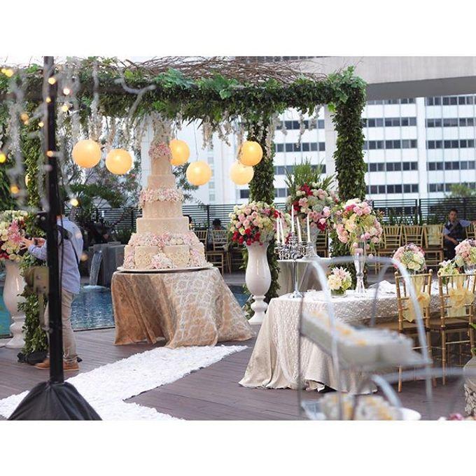 Wedding at Mandarin Oriental by Blooming Elise Flowers - 002
