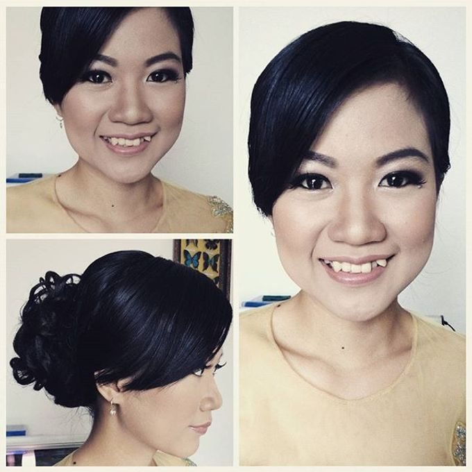 Make up and Hijab Stylist by OCIE Mua - 026