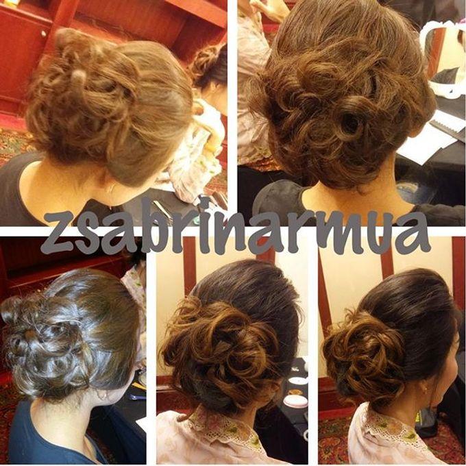 hair & makeup by zsabrinar Makeupartis - 031