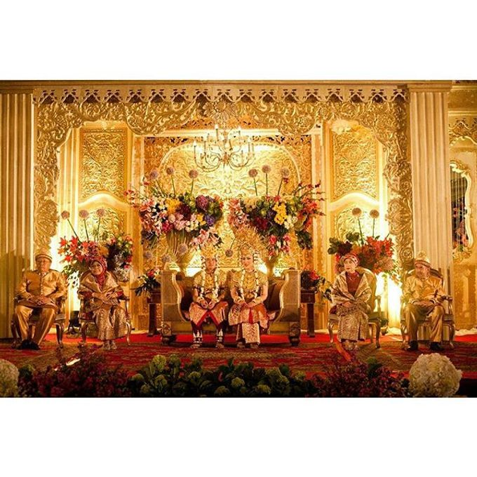 Devi & Taufan Wedding by Watie Iskandar Wedding Decoration & Organizer - 006