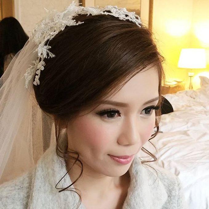 Bridal Makeup by Elly Liana Makeup Artist - 003