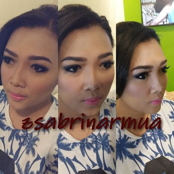 Before after by zsabrinar Makeupartis - 023