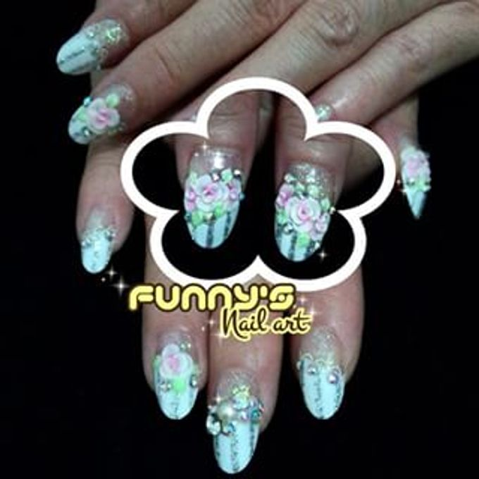 AUGUST by Funny's Nail art - 013