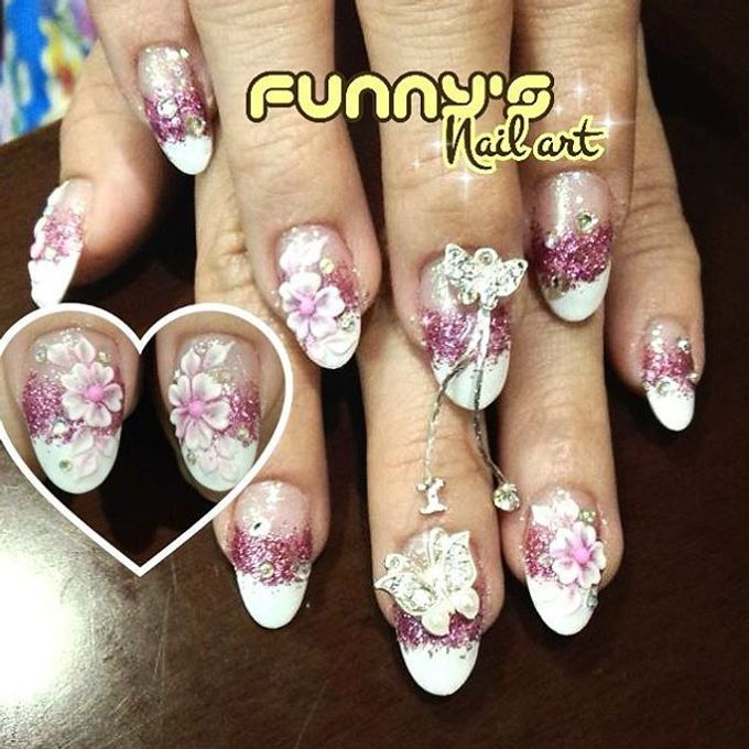 Sept- Oct by Funny's Nail art - 025