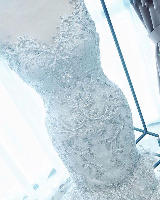 NEW ARRIVALS - WEDDING DRESS by LAMIIK BRIDAL - 038