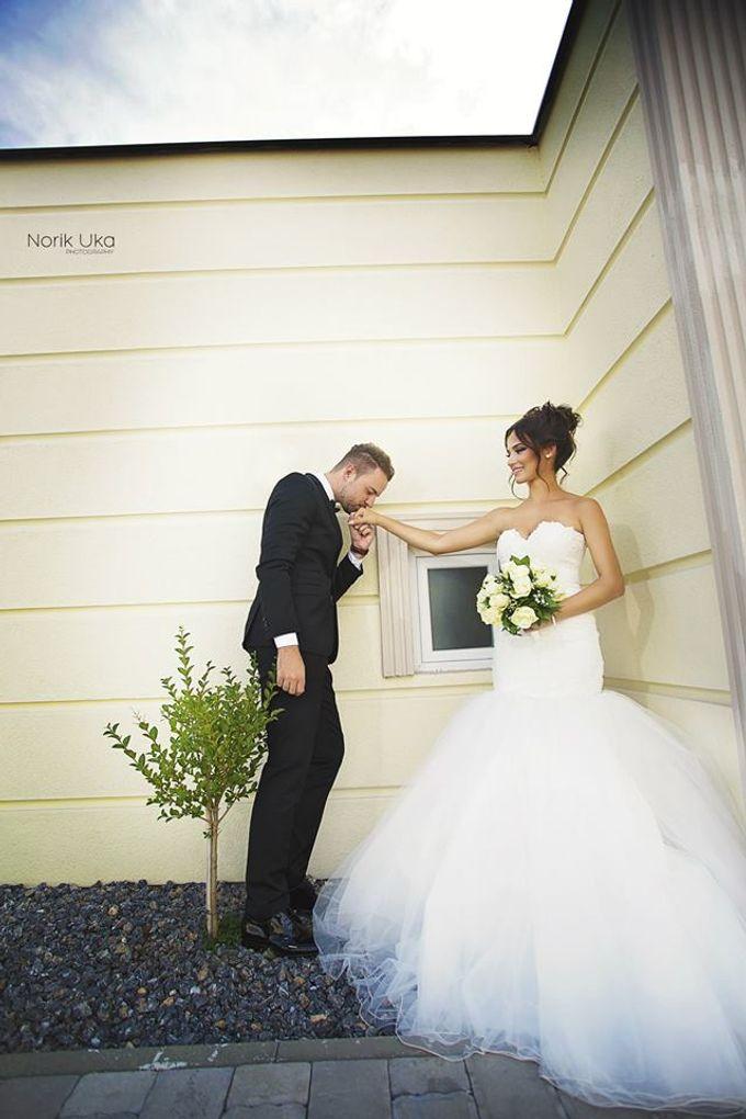 Nora & Gentian Wedding by Norik Uka Photography - 014