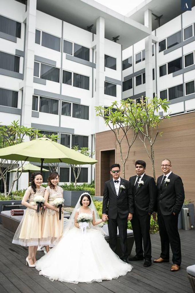 Mercure serpong wedding