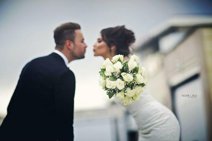 Nora & Gentian Wedding by Norik Uka Photography - 016